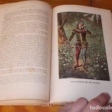 Libros antiguos: LA LEYENDA DE LAS PLANTAS . MITOS,TRADICIONES,CREENCIAS Y TEORÍAS RELATIVOS A LOS VEGETALES. 1880. Lote 205749566
