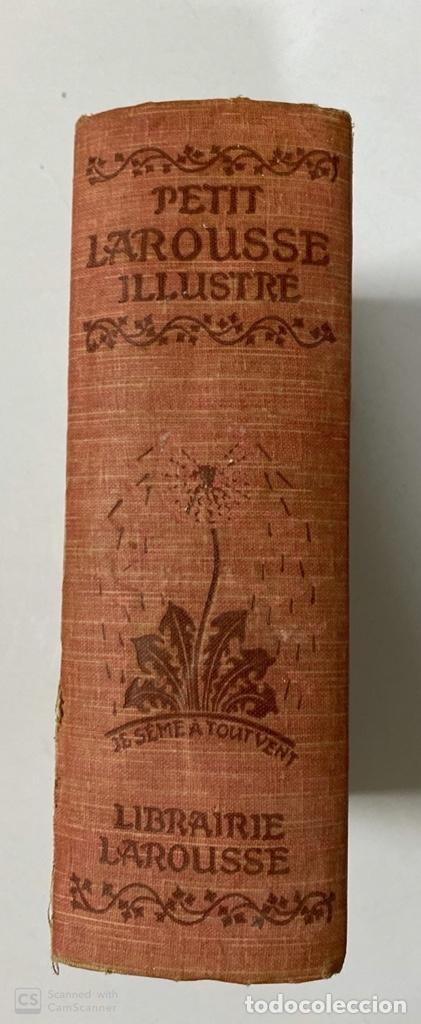 Libros antiguos: PETIT LAROUSSE ILLUSTRÉ. CLAUDE AUGÉ. LIBRAIRE LAROUSSE. PARIS 1907. PAGS 1664. - Foto 2 - 181702867