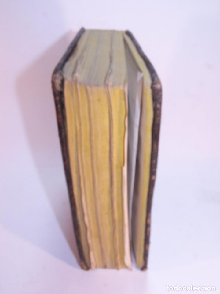 Libros antiguos: Curso elemental de Historia. Don Joaquín Federico de Rivera. Valladolid. Imprenta de D. M. Aparicio. - Foto 9 - 181752197