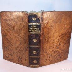Libros antiguos: CURSO ELEMENTAL DE HISTORIA. DON JOAQUÍN FEDERICO DE RIVERA. VALLADOLID. IMPRENTA DE D. M. APARICIO.. Lote 181752197
