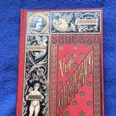 Libros antiguos: PEDRO DE MADRAZO -VIAJE ARTÍSTICO DE TRES SIGLOS - BARCELONA 1884. Lote 181952537