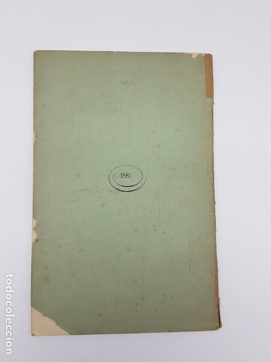 Libros antiguos: MEMÓRIA PARA DOCTOR MEDICINA ( SUDORES MORBOSOS ) BARCELONA 1881 - Foto 5 - 181999211