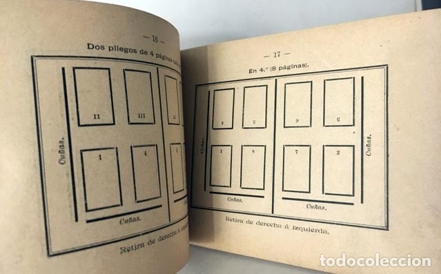 Libros antiguos: Tratado del cajista-platinero. (Vizoso. Madrid, 1902) Artes Gráficas Antiguas. Tipografía - Foto 2 - 182051282