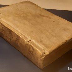 Libros antiguos: TAPAS CUERO 1787 MEMORIAL LITERARIO Nº XL , COLECCIÓN PRIVADA DEL MUSEÓLOGO JOAQUIM FOLCH TORRES. Lote 182111025