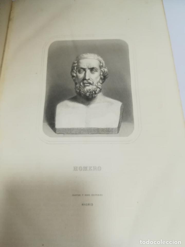 Libros antiguos: HISTORIA UNIVERSAL. CESAR CANTU. 10 TOMOS. 1854 - 1859. ILUSTRADO. IMPRENTA GASPAR Y ROIG. LEER - Foto 2 - 182149341