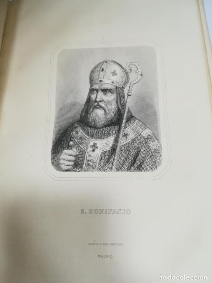 Libros antiguos: HISTORIA UNIVERSAL. CESAR CANTU. 10 TOMOS. 1854 - 1859. ILUSTRADO. IMPRENTA GASPAR Y ROIG. LEER - Foto 4 - 182149341