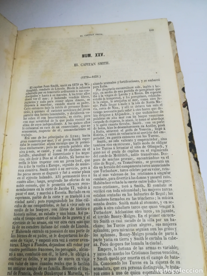 Libros antiguos: HISTORIA UNIVERSAL. CESAR CANTU. 10 TOMOS. 1854 - 1859. ILUSTRADO. IMPRENTA GASPAR Y ROIG. LEER - Foto 6 - 182149341