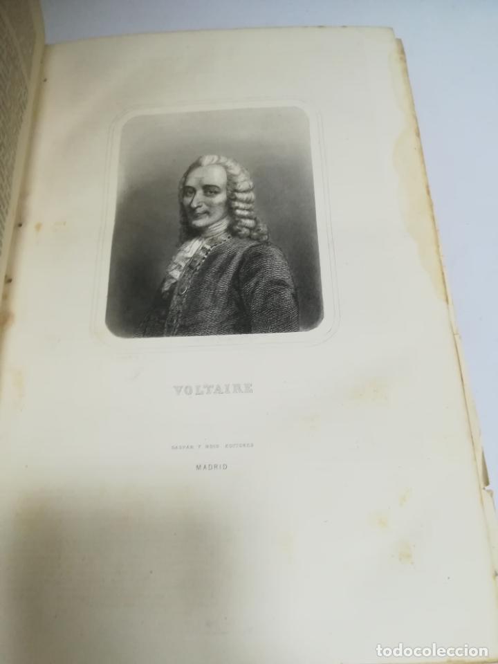 Libros antiguos: HISTORIA UNIVERSAL. CESAR CANTU. 10 TOMOS. 1854 - 1859. ILUSTRADO. IMPRENTA GASPAR Y ROIG. LEER - Foto 8 - 182149341