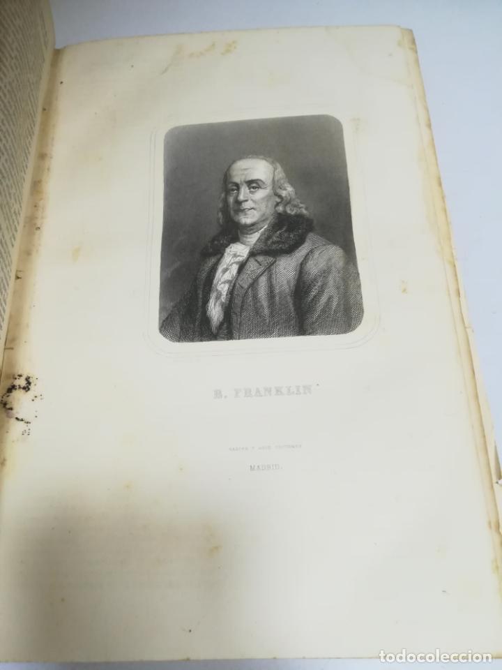 Libros antiguos: HISTORIA UNIVERSAL. CESAR CANTU. 10 TOMOS. 1854 - 1859. ILUSTRADO. IMPRENTA GASPAR Y ROIG. LEER - Foto 9 - 182149341