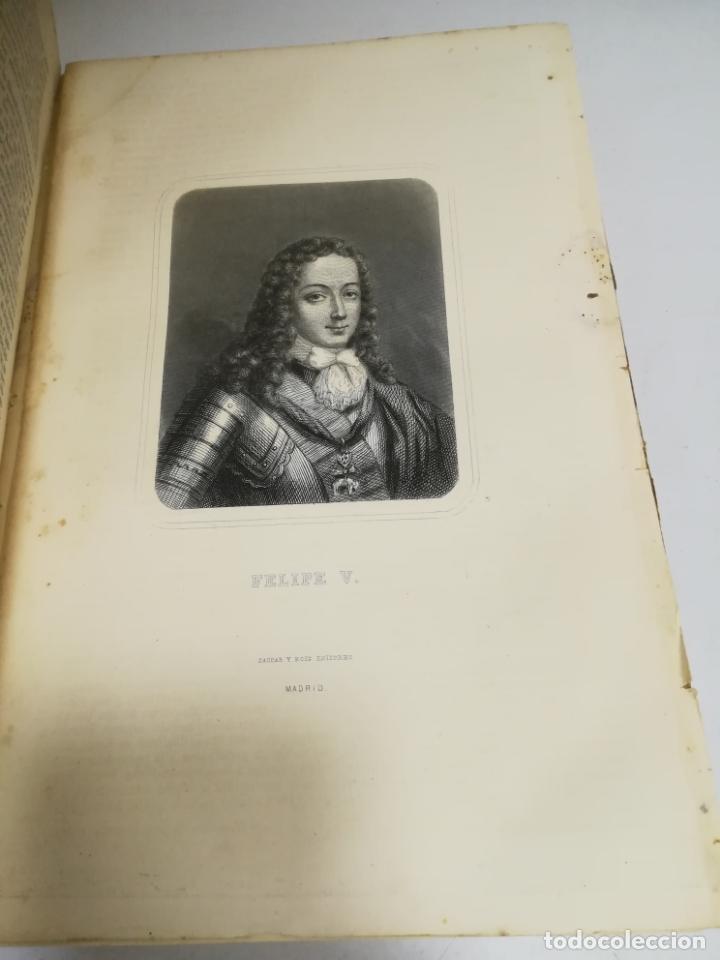 Libros antiguos: HISTORIA UNIVERSAL. CESAR CANTU. 10 TOMOS. 1854 - 1859. ILUSTRADO. IMPRENTA GASPAR Y ROIG. LEER - Foto 10 - 182149341