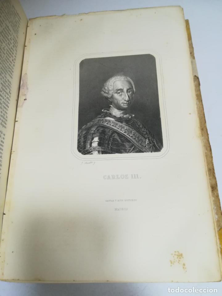 Libros antiguos: HISTORIA UNIVERSAL. CESAR CANTU. 10 TOMOS. 1854 - 1859. ILUSTRADO. IMPRENTA GASPAR Y ROIG. LEER - Foto 11 - 182149341