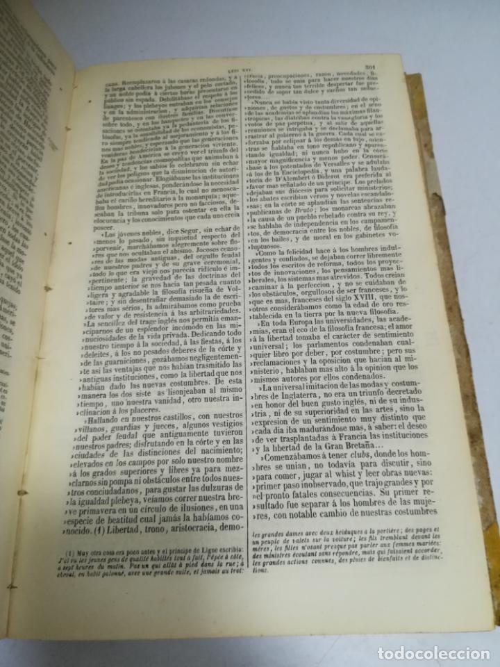 Libros antiguos: HISTORIA UNIVERSAL. CESAR CANTU. 10 TOMOS. 1854 - 1859. ILUSTRADO. IMPRENTA GASPAR Y ROIG. LEER - Foto 12 - 182149341