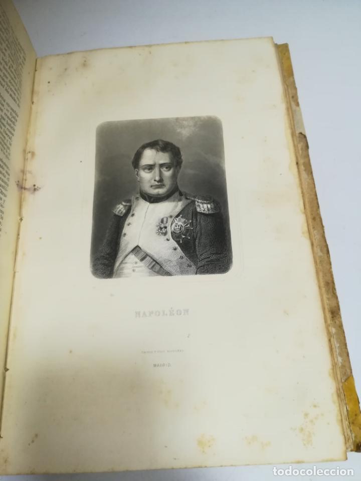 Libros antiguos: HISTORIA UNIVERSAL. CESAR CANTU. 10 TOMOS. 1854 - 1859. ILUSTRADO. IMPRENTA GASPAR Y ROIG. LEER - Foto 13 - 182149341
