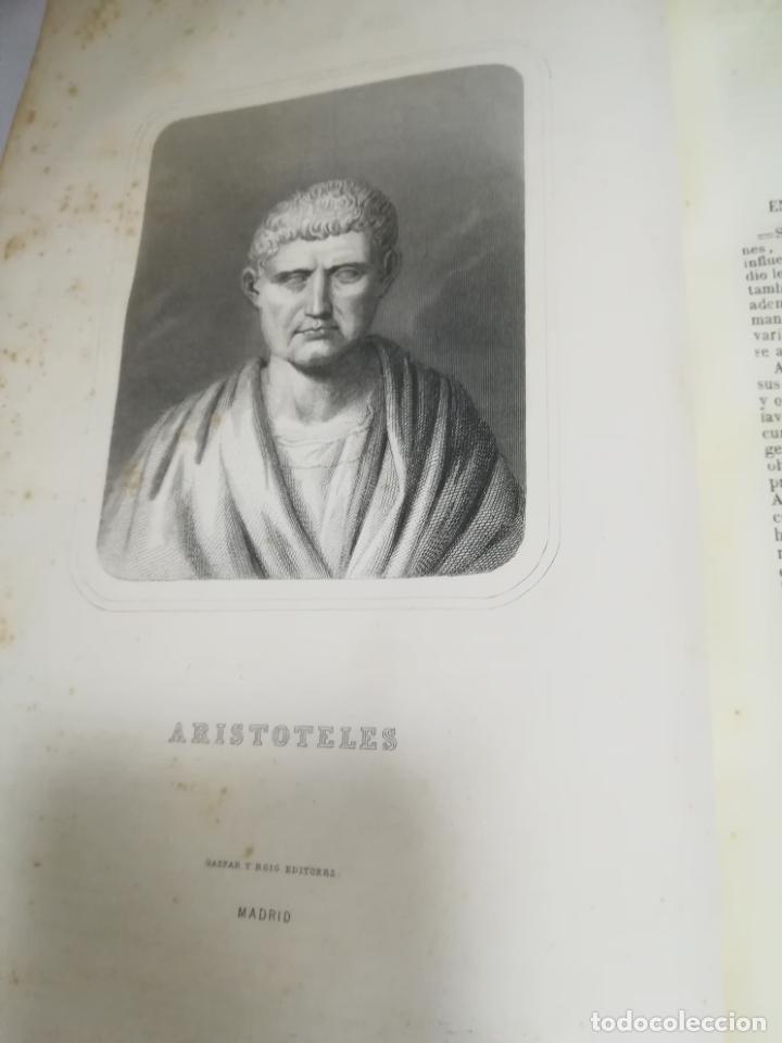 Libros antiguos: HISTORIA UNIVERSAL. CESAR CANTU. 10 TOMOS. 1854 - 1859. ILUSTRADO. IMPRENTA GASPAR Y ROIG. LEER - Foto 17 - 182149341
