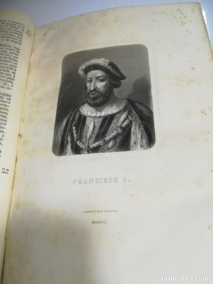 Libros antiguos: HISTORIA UNIVERSAL. CESAR CANTU. 10 TOMOS. 1854 - 1859. ILUSTRADO. IMPRENTA GASPAR Y ROIG. LEER - Foto 20 - 182149341