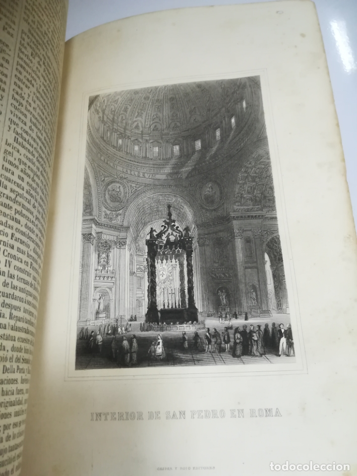 Libros antiguos: HISTORIA UNIVERSAL. CESAR CANTU. 10 TOMOS. 1854 - 1859. ILUSTRADO. IMPRENTA GASPAR Y ROIG. LEER - Foto 21 - 182149341