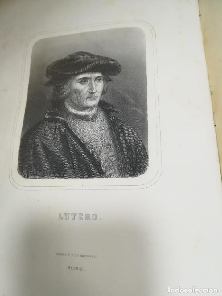 Libros antiguos: HISTORIA UNIVERSAL. CESAR CANTU. 10 TOMOS. 1854 - 1859. ILUSTRADO. IMPRENTA GASPAR Y ROIG. LEER - Foto 22 - 182149341