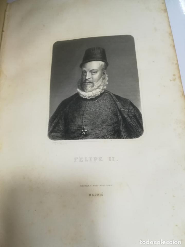 Libros antiguos: HISTORIA UNIVERSAL. CESAR CANTU. 10 TOMOS. 1854 - 1859. ILUSTRADO. IMPRENTA GASPAR Y ROIG. LEER - Foto 23 - 182149341