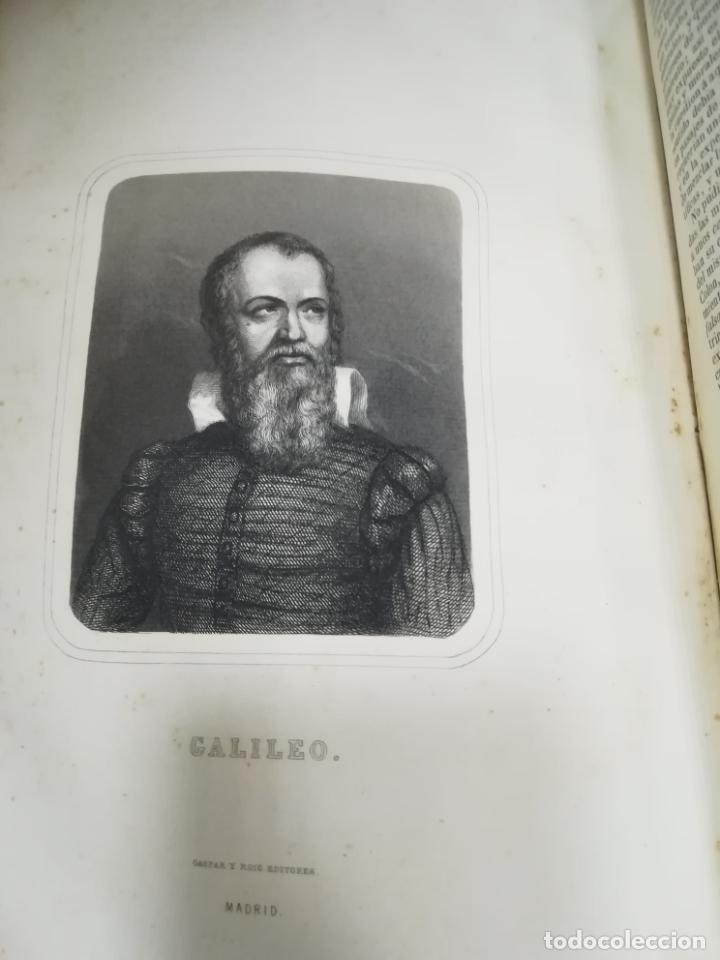 Libros antiguos: HISTORIA UNIVERSAL. CESAR CANTU. 10 TOMOS. 1854 - 1859. ILUSTRADO. IMPRENTA GASPAR Y ROIG. LEER - Foto 24 - 182149341