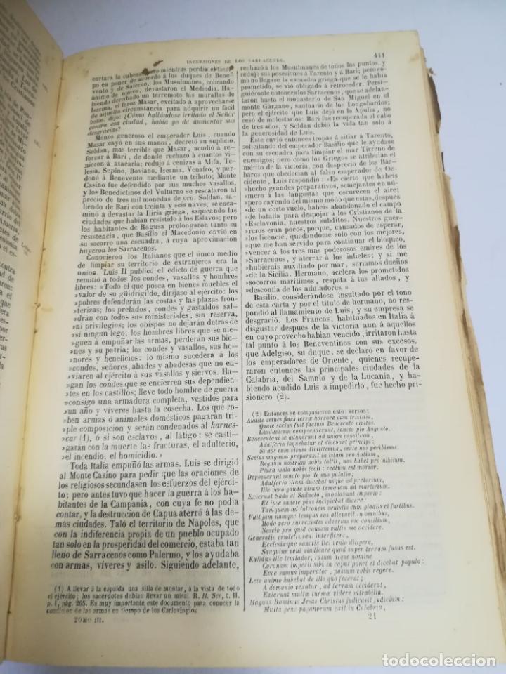 Libros antiguos: HISTORIA UNIVERSAL. CESAR CANTU. 10 TOMOS. 1854 - 1859. ILUSTRADO. IMPRENTA GASPAR Y ROIG. LEER - Foto 35 - 182149341