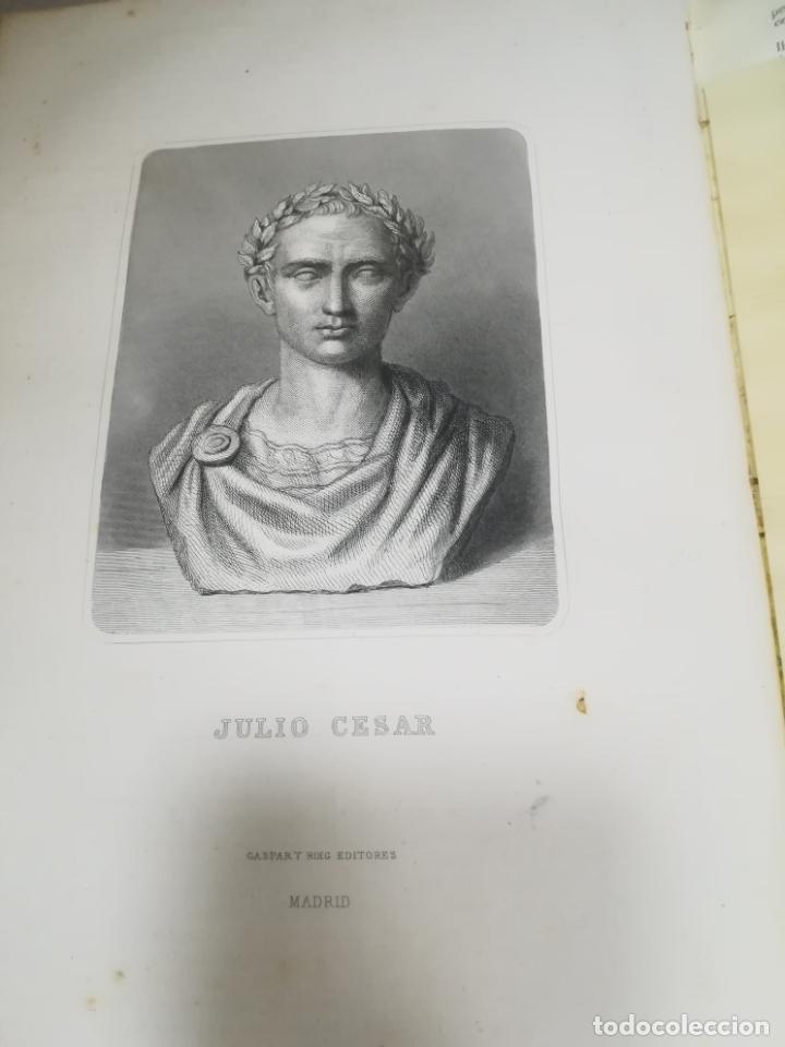 Libros antiguos: HISTORIA UNIVERSAL. CESAR CANTU. 10 TOMOS. 1854 - 1859. ILUSTRADO. IMPRENTA GASPAR Y ROIG. LEER - Foto 40 - 182149341