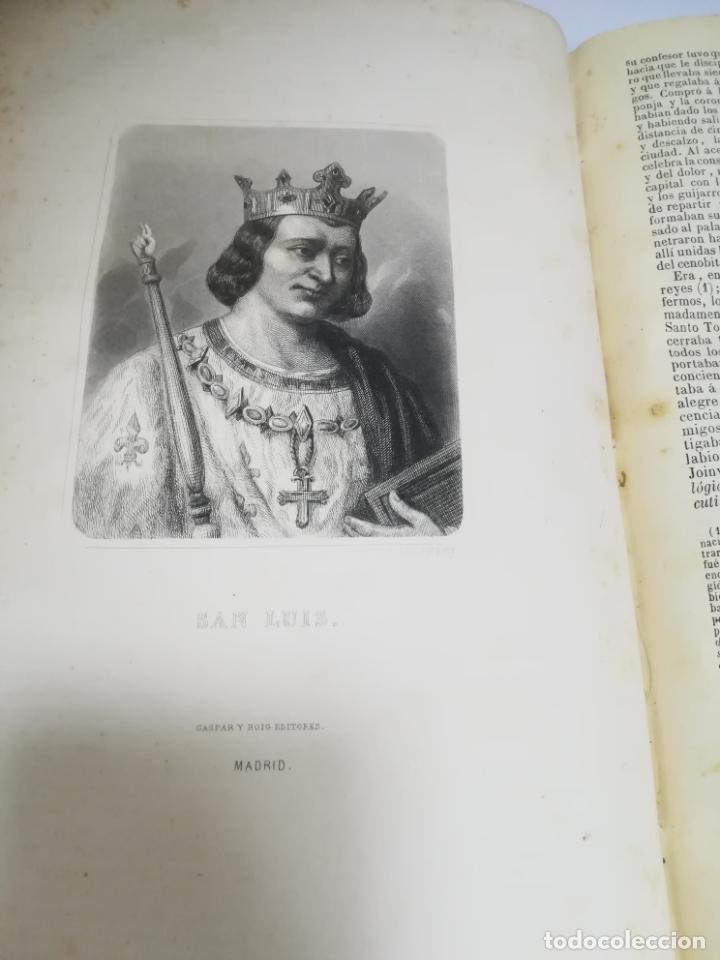 Libros antiguos: HISTORIA UNIVERSAL. CESAR CANTU. 10 TOMOS. 1854 - 1859. ILUSTRADO. IMPRENTA GASPAR Y ROIG. LEER - Foto 43 - 182149341