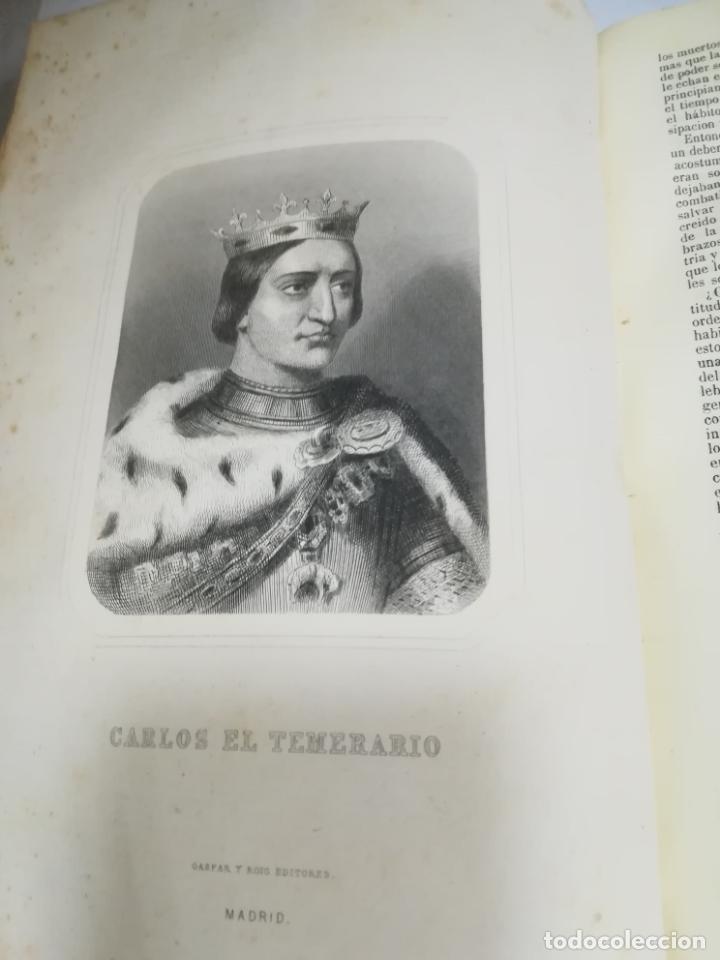 Libros antiguos: HISTORIA UNIVERSAL. CESAR CANTU. 10 TOMOS. 1854 - 1859. ILUSTRADO. IMPRENTA GASPAR Y ROIG. LEER - Foto 44 - 182149341