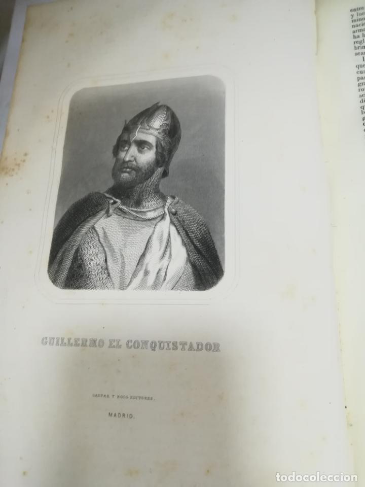 Libros antiguos: HISTORIA UNIVERSAL. CESAR CANTU. 10 TOMOS. 1854 - 1859. ILUSTRADO. IMPRENTA GASPAR Y ROIG. LEER - Foto 45 - 182149341
