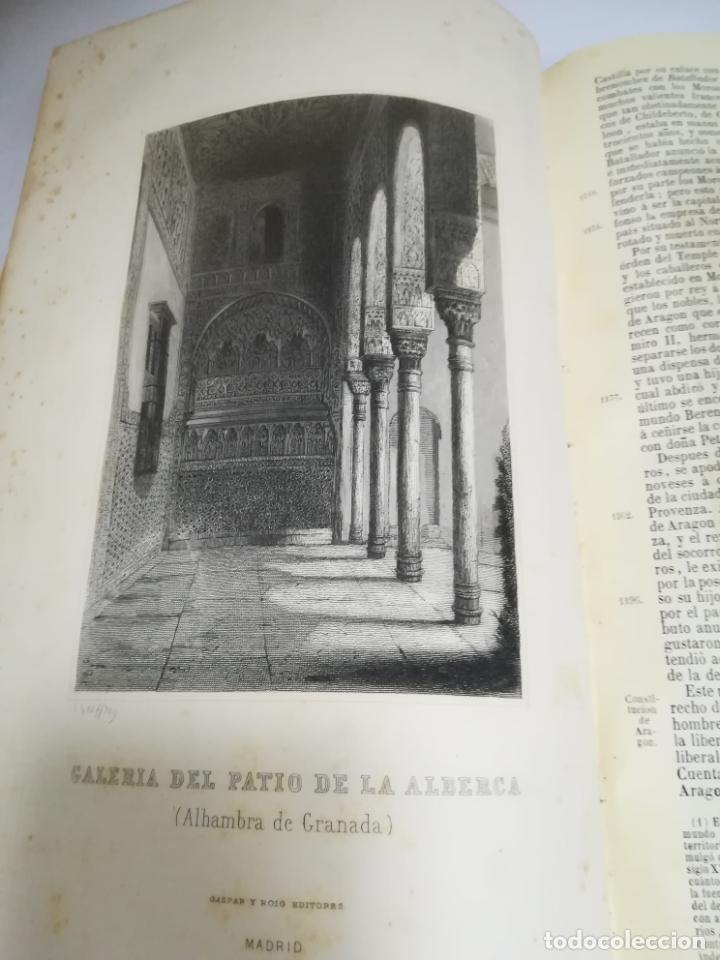 Libros antiguos: HISTORIA UNIVERSAL. CESAR CANTU. 10 TOMOS. 1854 - 1859. ILUSTRADO. IMPRENTA GASPAR Y ROIG. LEER - Foto 51 - 182149341