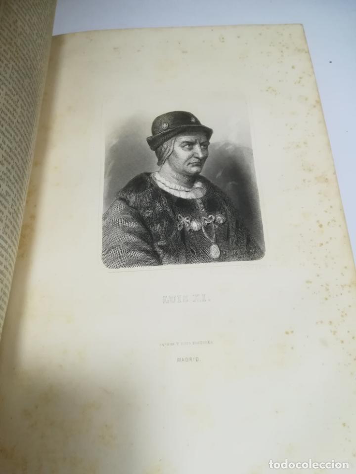 Libros antiguos: HISTORIA UNIVERSAL. CESAR CANTU. 10 TOMOS. 1854 - 1859. ILUSTRADO. IMPRENTA GASPAR Y ROIG. LEER - Foto 52 - 182149341