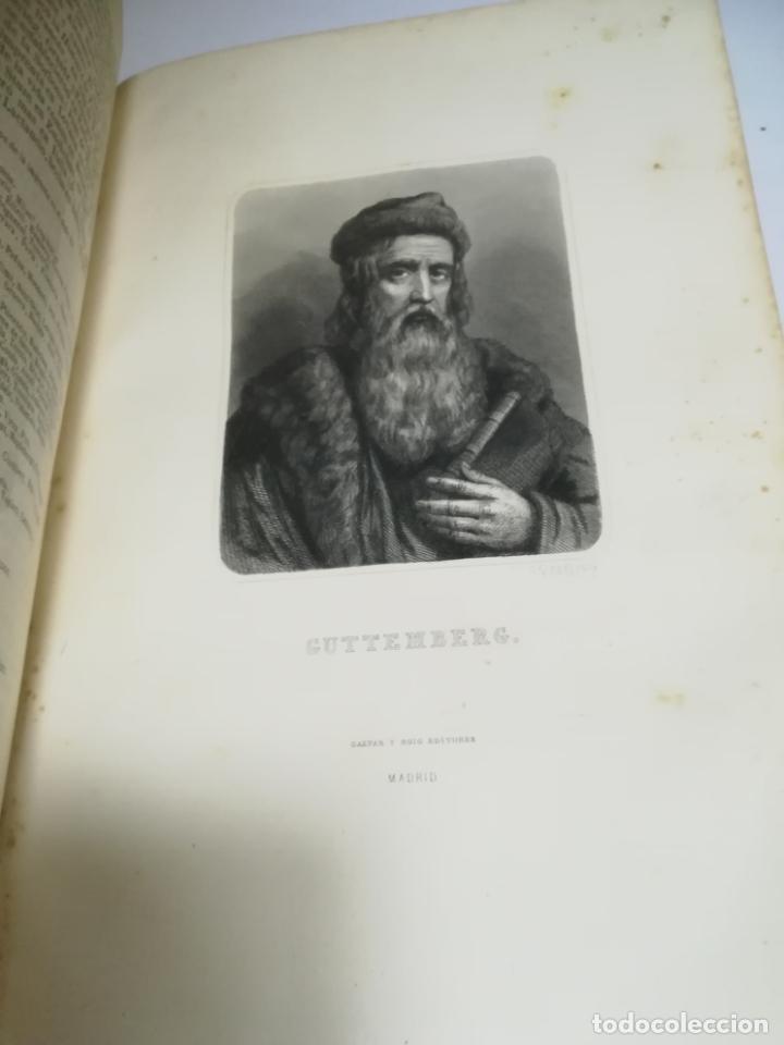 Libros antiguos: HISTORIA UNIVERSAL. CESAR CANTU. 10 TOMOS. 1854 - 1859. ILUSTRADO. IMPRENTA GASPAR Y ROIG. LEER - Foto 53 - 182149341