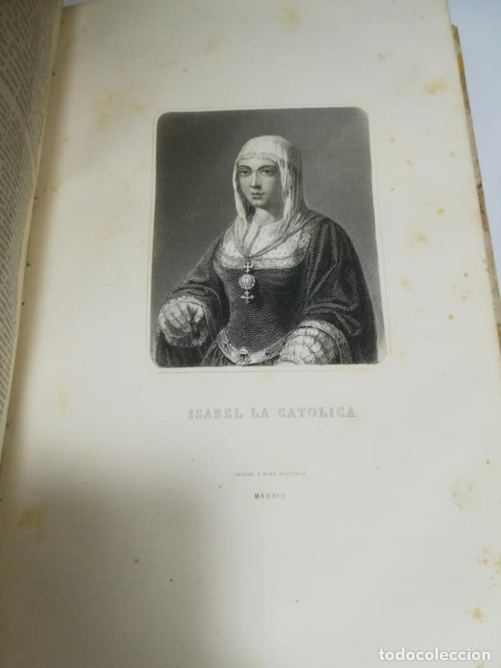 Libros antiguos: HISTORIA UNIVERSAL. CESAR CANTU. 10 TOMOS. 1854 - 1859. ILUSTRADO. IMPRENTA GASPAR Y ROIG. LEER - Foto 55 - 182149341