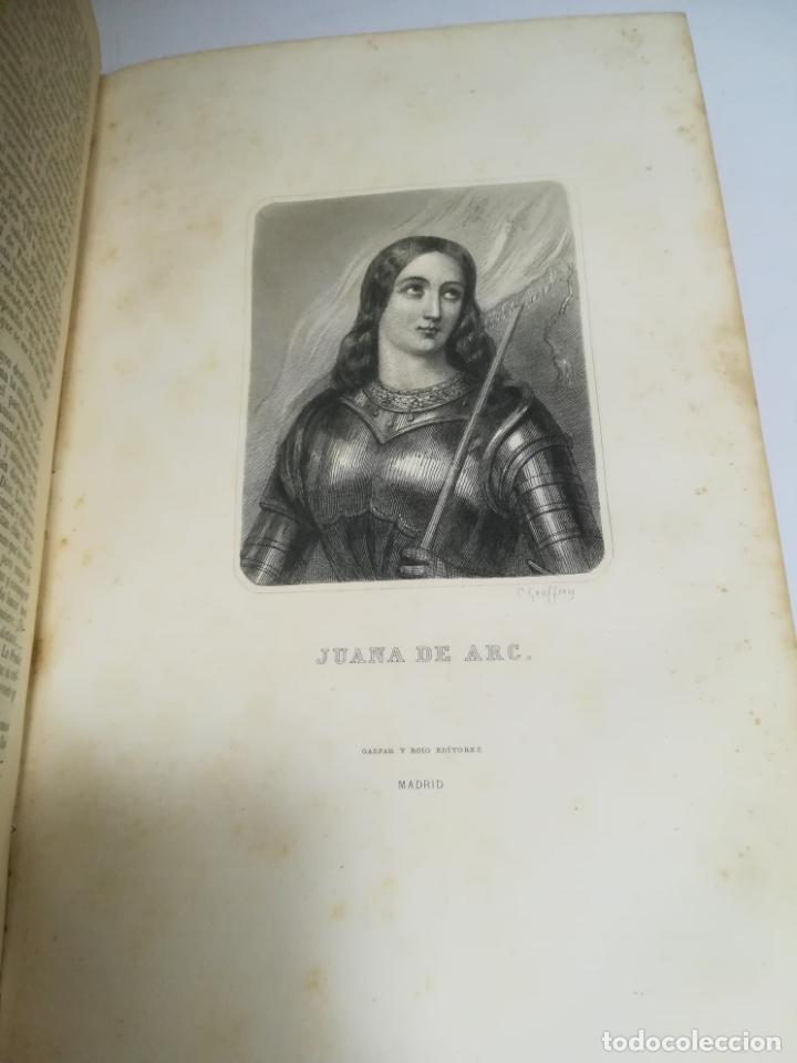 Libros antiguos: HISTORIA UNIVERSAL. CESAR CANTU. 10 TOMOS. 1854 - 1859. ILUSTRADO. IMPRENTA GASPAR Y ROIG. LEER - Foto 56 - 182149341