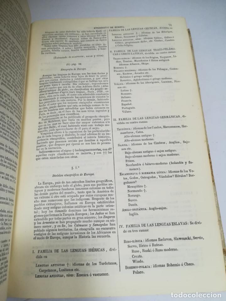 Libros antiguos: HISTORIA UNIVERSAL. CESAR CANTU. 10 TOMOS. 1854 - 1859. ILUSTRADO. IMPRENTA GASPAR Y ROIG. LEER - Foto 60 - 182149341