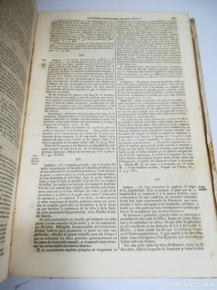 Libros antiguos: HISTORIA UNIVERSAL. CESAR CANTU. 10 TOMOS. 1854 - 1859. ILUSTRADO. IMPRENTA GASPAR Y ROIG. LEER - Foto 62 - 182149341