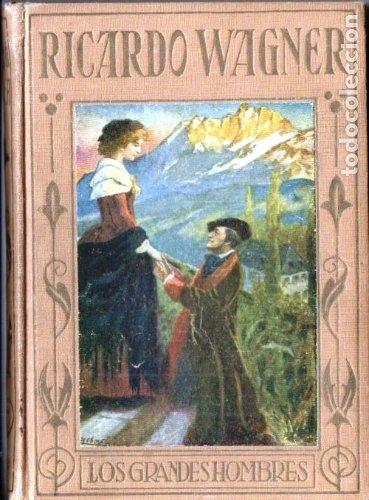 ARALUCE : RICARDO WAGNER (1928) (Libros Antiguos, Raros y Curiosos - Literatura Infantil y Juvenil - Otros)