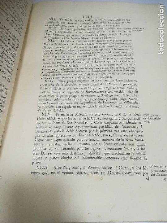 Libros antiguos: PROCLAMACION DE CARLOS IIII Y CELEBRACION EN SEVILLA. MANUEL GIL. 1790. IMP. VDA JOACHIN IBARRA. VER - Foto 6 - 182241573