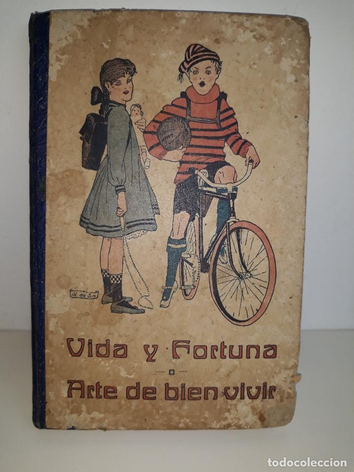 LIBROS ANTIGUOS DE EDUCACIÓN INFANTIL, LOTE DE 4 (Libros Antiguos, Raros y Curiosos - Literatura Infantil y Juvenil - Otros)
