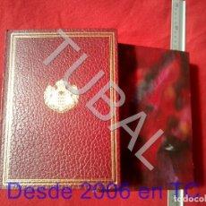 Libros antiguos: TUBAL BIBLIOFILIA SUPERLIBRIS ESCUDO MONACO EN PLANO JULIEN GREEN MOIRA ENVIO 4,5 € € 2019 U1. Lote 182285583