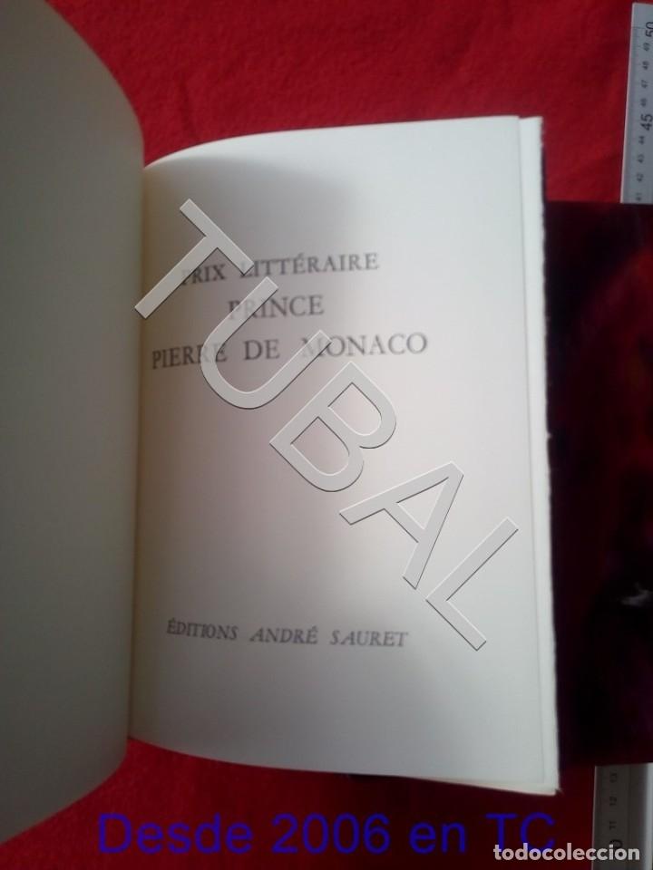 Libros antiguos: TUBAL BIBLIOFILIA SUPERLIBRIS ESCUDO MONACO EN PLANO JULIEN GREEN MOIRA ENVIO 4,5 € € 2019 U1 - Foto 4 - 182285583