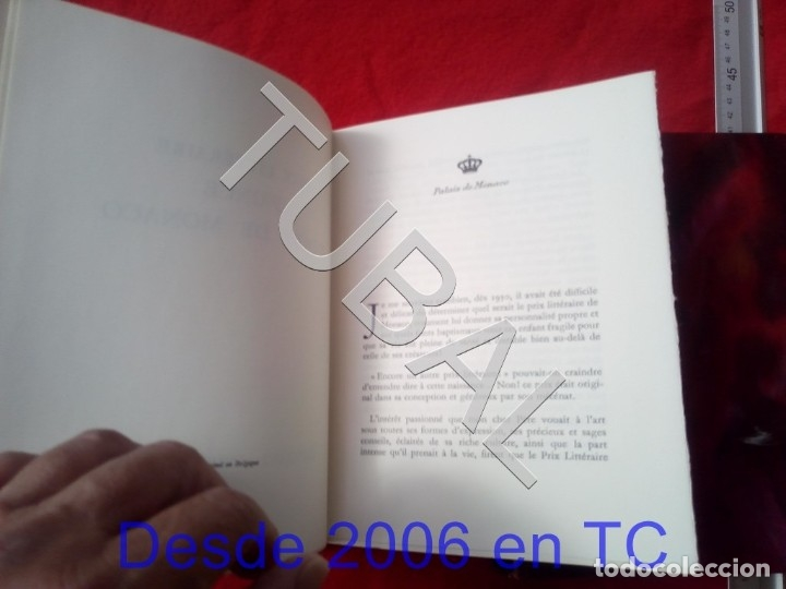 Libros antiguos: TUBAL BIBLIOFILIA SUPERLIBRIS ESCUDO MONACO EN PLANO JULIEN GREEN MOIRA ENVIO 4,5 € € 2019 U1 - Foto 5 - 182285583
