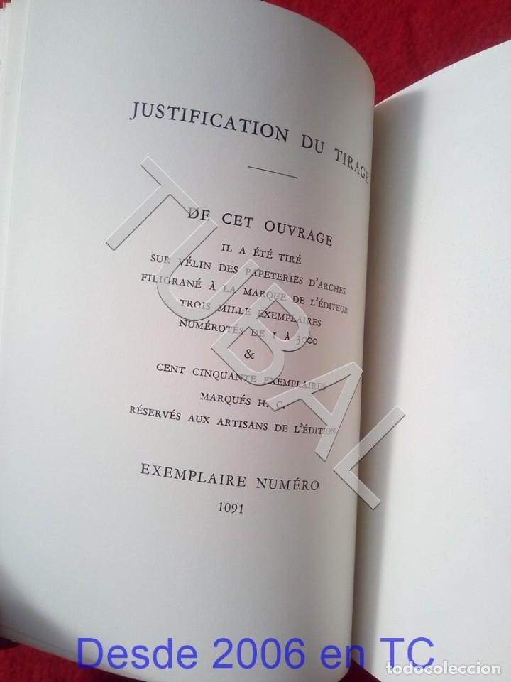 Libros antiguos: TUBAL BIBLIOFILIA SUPERLIBRIS ESCUDO MONACO EN PLANO JULIEN GREEN MOIRA ENVIO 4,5 € € 2019 U1 - Foto 6 - 182285583