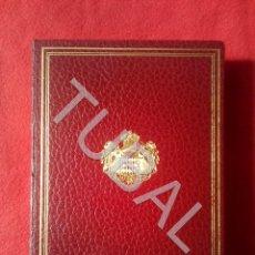 Libros antiguos: TUBAL BIBLIOFILIA SUPERLIBRIS ESCUDO MONACO EN PLANO GAUTIER CHAMBRE DU FOND ENVIO 4,5 € € 2019 U1. Lote 182285877