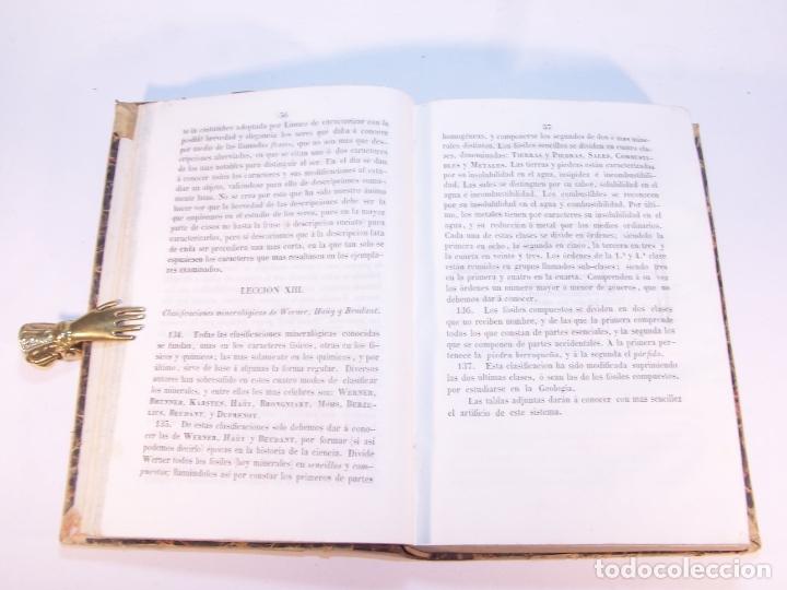 Libros antiguos: Manual de historia natural. D. Manuel María José de Galdo. Madrid. Imprenta de D.B.Gonzalez. 1849. - Foto 3 - 182291733