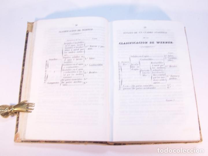 Libros antiguos: Manual de historia natural. D. Manuel María José de Galdo. Madrid. Imprenta de D.B.Gonzalez. 1849. - Foto 4 - 182291733