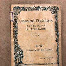 Libros antiguos: GALLIENI PARLE... MARIUS-ARY LEBLOND. ALBIN MICHEL EDITEUR 1920.. Lote 182295498