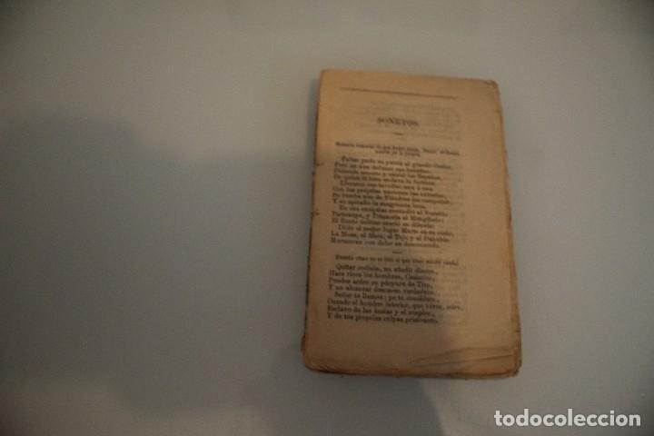 SONETOS (Libros Antiguos, Raros y Curiosos - Literatura Infantil y Juvenil - Otros)