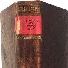Libros antiguos: LA COCINERA DEL CAMPO Y DE LA CIUDAD O NUEVA COCINERA ECONÓMICA. (M., 1861. 586 PAG. Lote 182381612