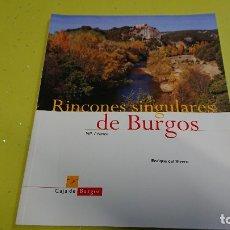 Libros antiguos: RINCONES SINGULARES DE BURGOS - N° 9 - VIII ARLANZA - ENRIQUE DEL RIVERO. Lote 182398498