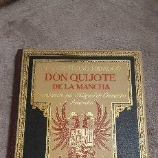 Libros antiguos: DON QUIJOTE DE LA MANCHA - TOMO II - ILUSTR. DANIEL URRABIETA VIERGE. Lote 182408837